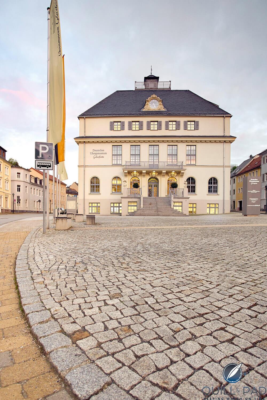 German Watchmaking Museum in 2018 post-renovation