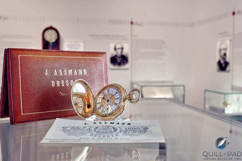 Inside the German Watchmaking Museum in Glashütte