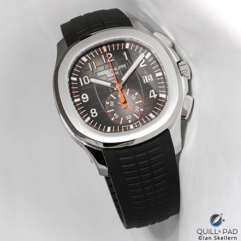 Patek Philippe Aquanaut Chronograph Reference 5968A