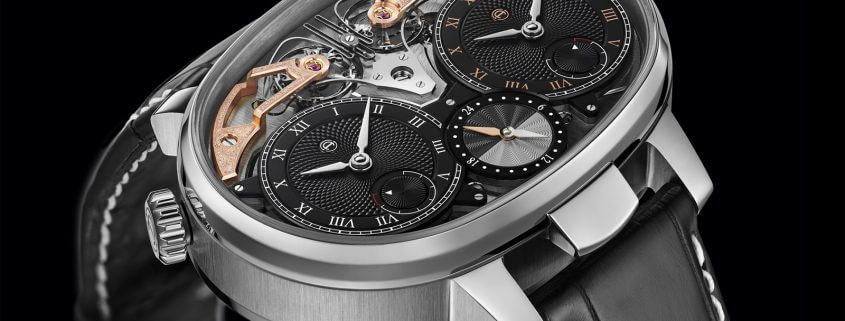 Armin Strom Masterpiece 1: Dual Time Resonance
