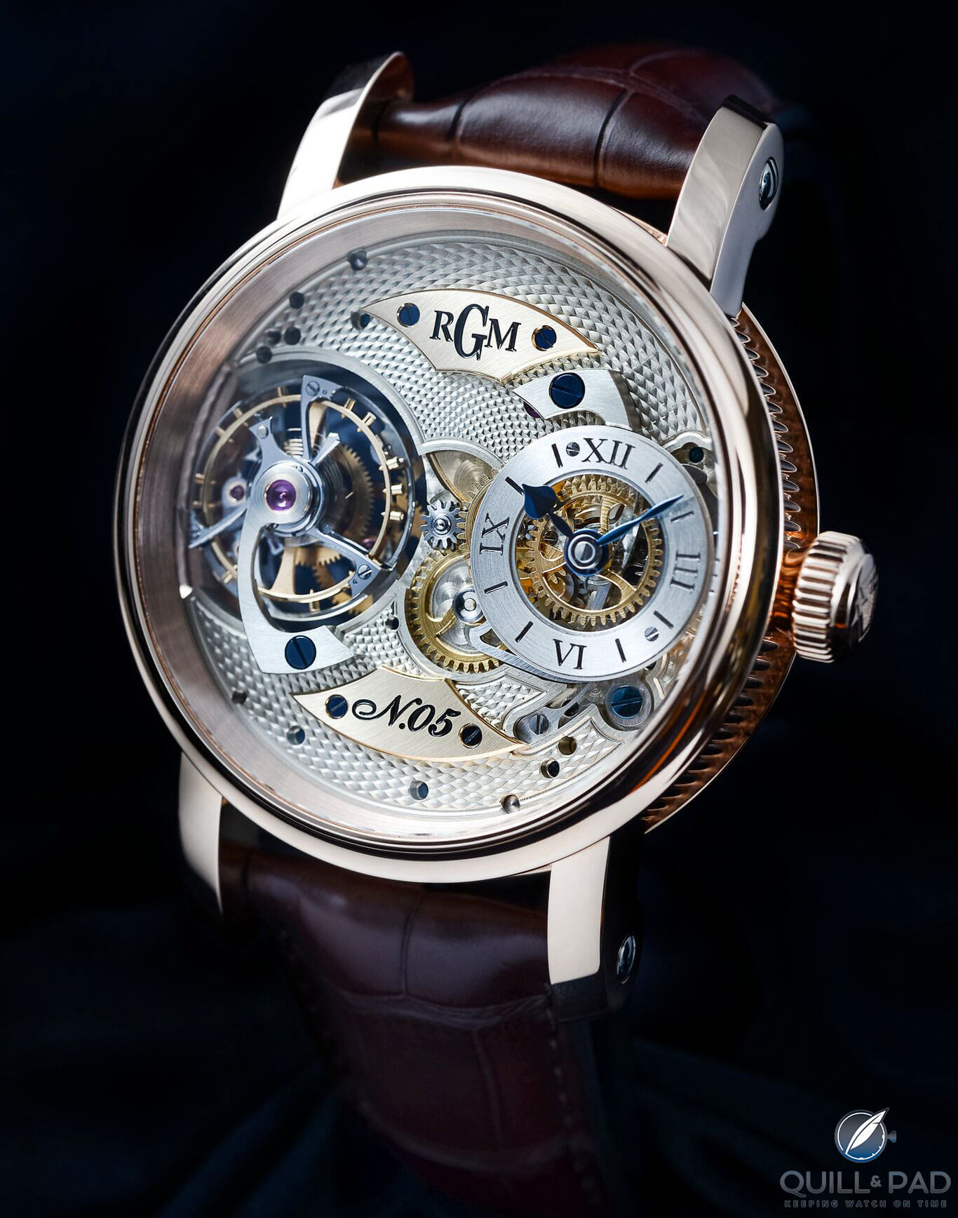 RGM MM2 Pennsylvania Tourbillon