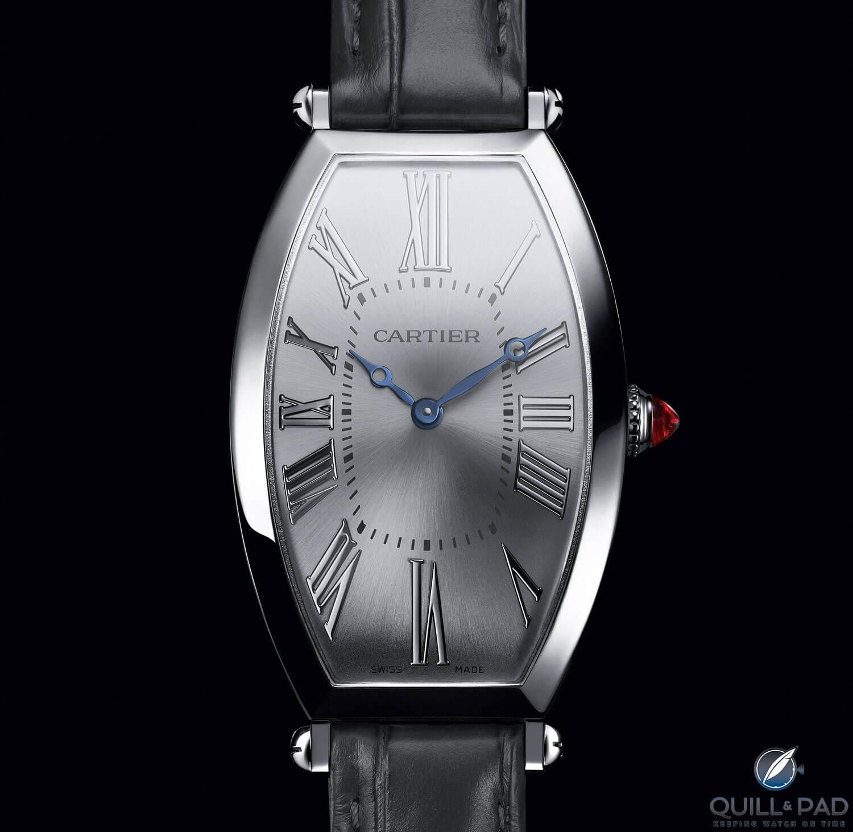 Cartier Tonneau Platinum