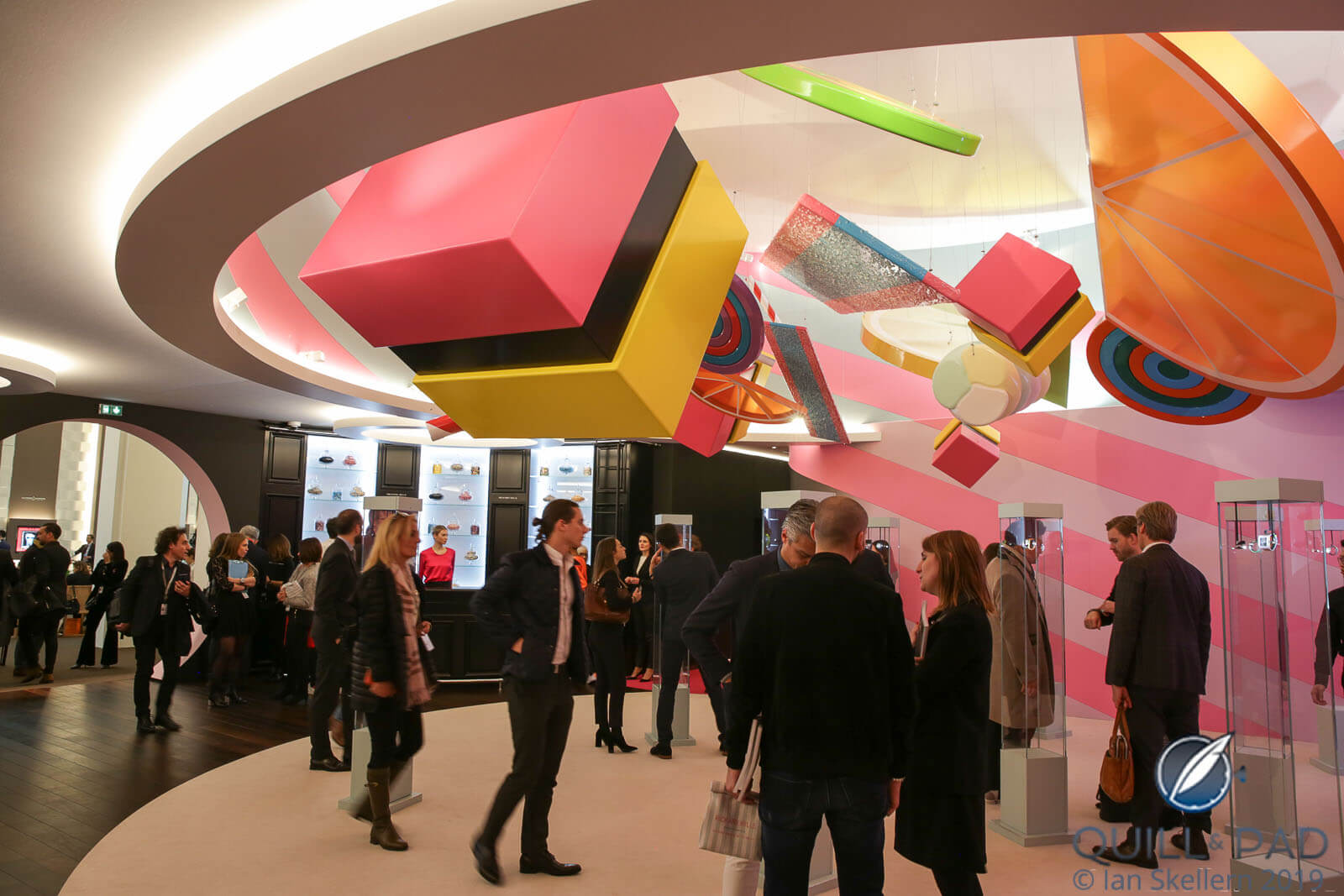 Richard-Mille-stand-entrance-SIHH-2019