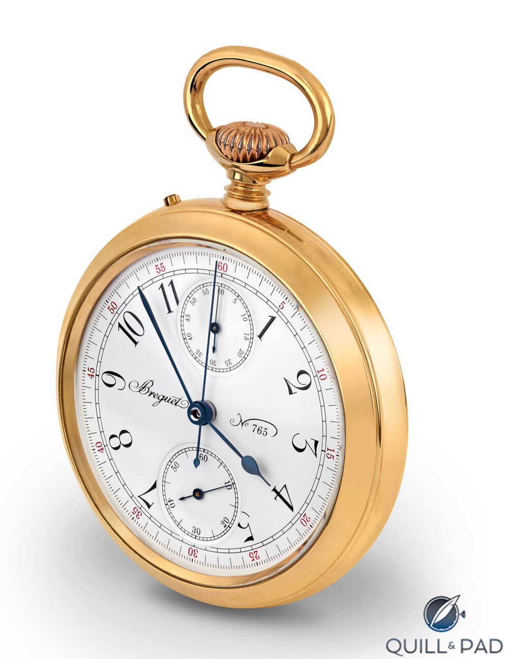 "Breguet No. 765 ""The Turnip"""