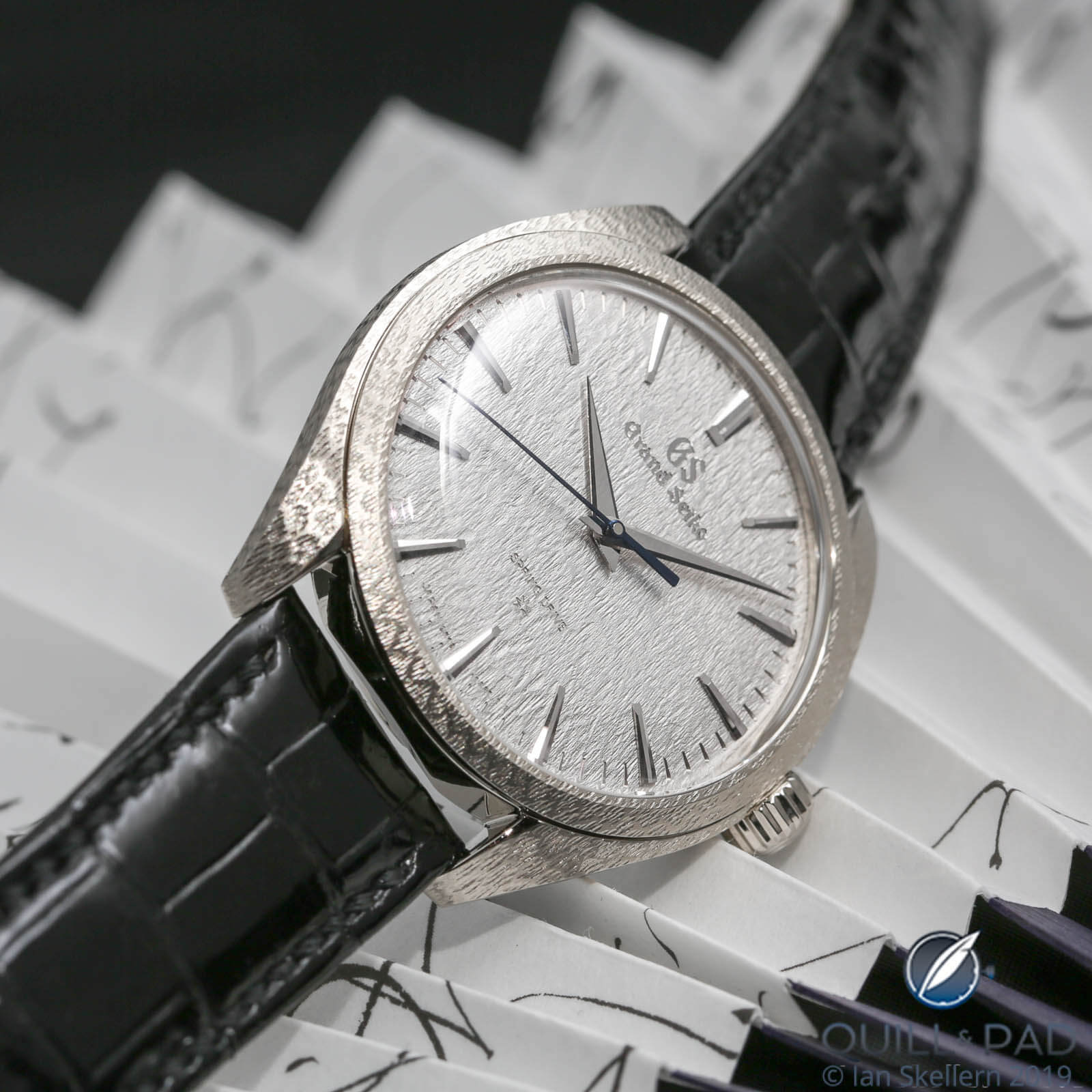 Grand Seiko Spring Drive Manual Wind Elegance collection