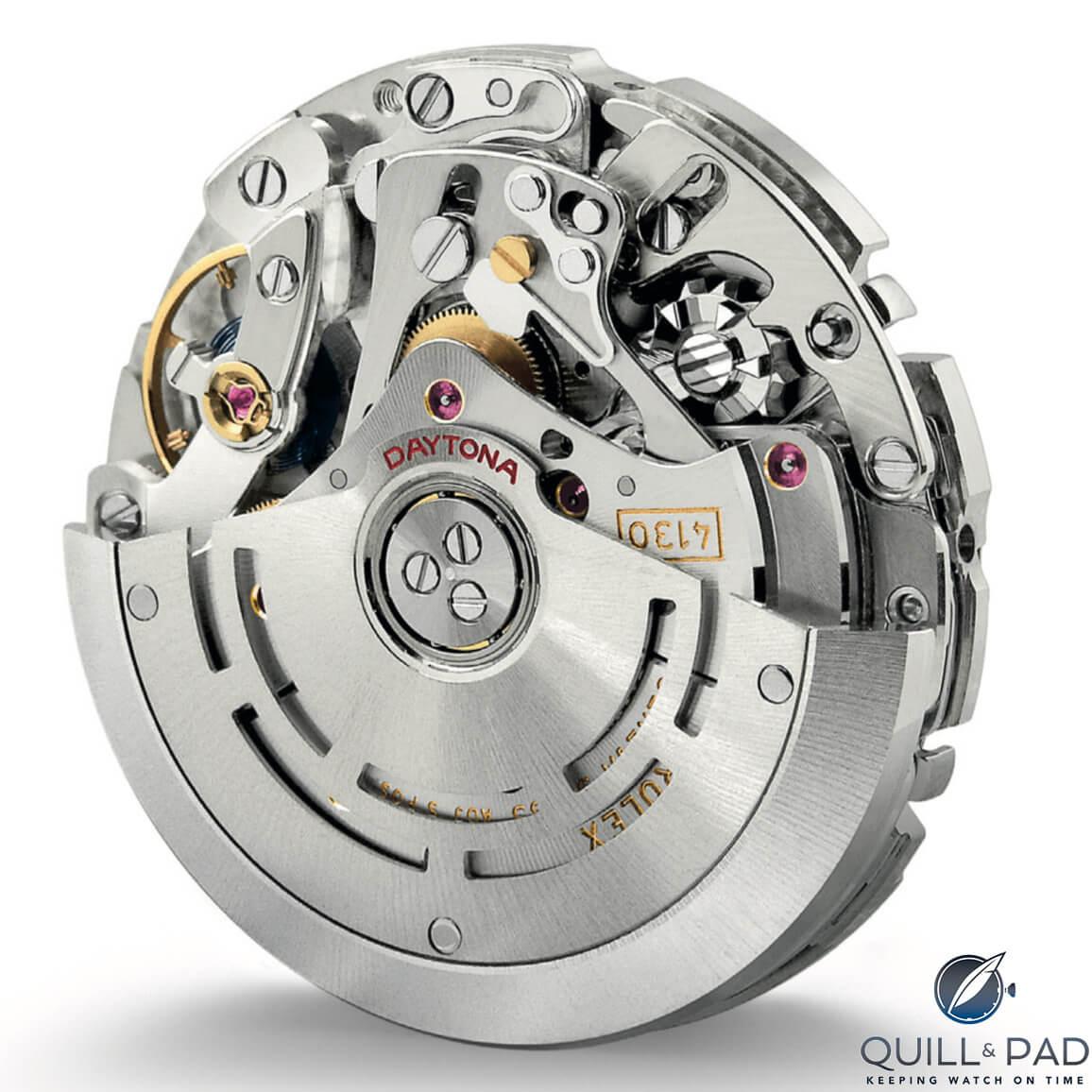 Rolex Caliber 4130